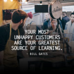 Learning from customers