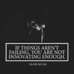 Innovation and failure