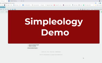 Simpleology Demo